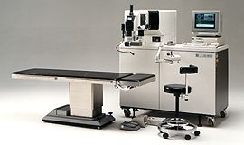 NIDEK's Excimer Laser EC-5000CX Series