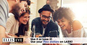 Flex Spending Offer Ellis Eye Amp Laser Medical Center